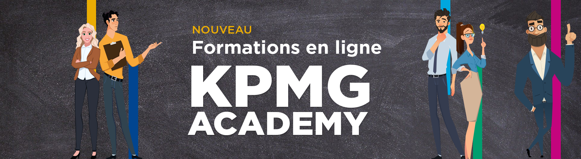 formations KPMG ACADEMY
